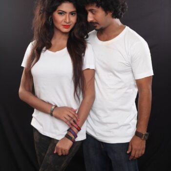 Koszulki dla par - doskonały pomysł na okazanie sobie uczuć i wyróżnienie się z tłumu