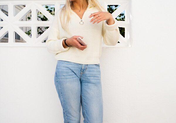 Rodzaje spodni damskich. Dzwony, chinosy, mom jeans... Jak dobrać spodnie do sylwetki