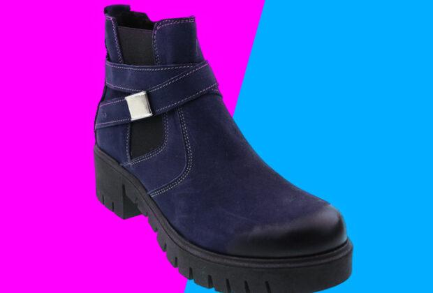 Botki - idealne obuwie na jesień